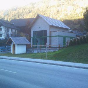 Kleinwasserkraftwerk Dorfergraben