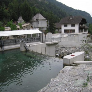 Kleinwasserkraftwerk Müllnerbauer