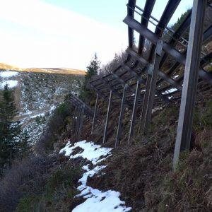 Lawinenschutz Penhab – Zwölferkogel Nordabfahrt