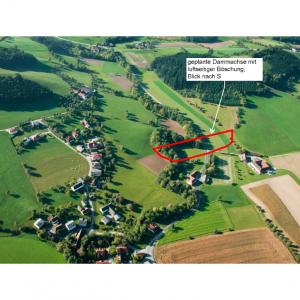 Rückhaltebecken Trefflingbach