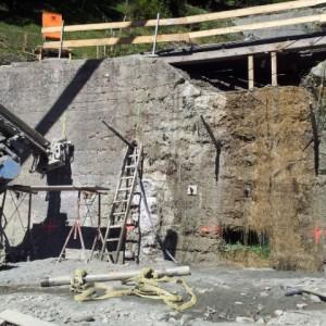 Wildbachverbauung Schönraingraben