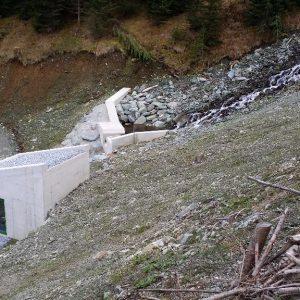 Kleinwasserkraftwerk Brandgraben