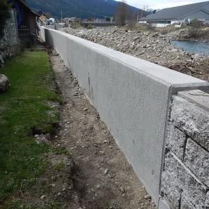 Hochwasserschutz Taurach-Tamsweg