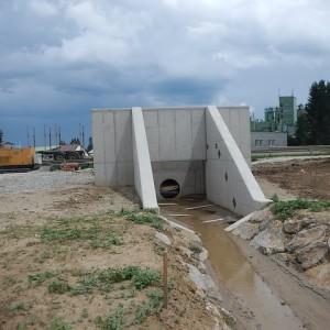 Hochwasserschutz Penkenbach
