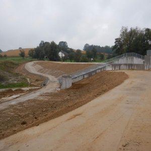 Hochwasserschutz Gebersdorferbach