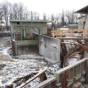 Kleinwasserkraftwerk Ilz