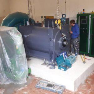 Kleinwasserkraftwerk Göriachbach