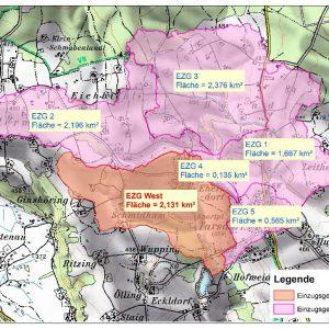 Gefahrenzonenplan Steinbach
